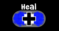 Heals the player. Cures poison.
