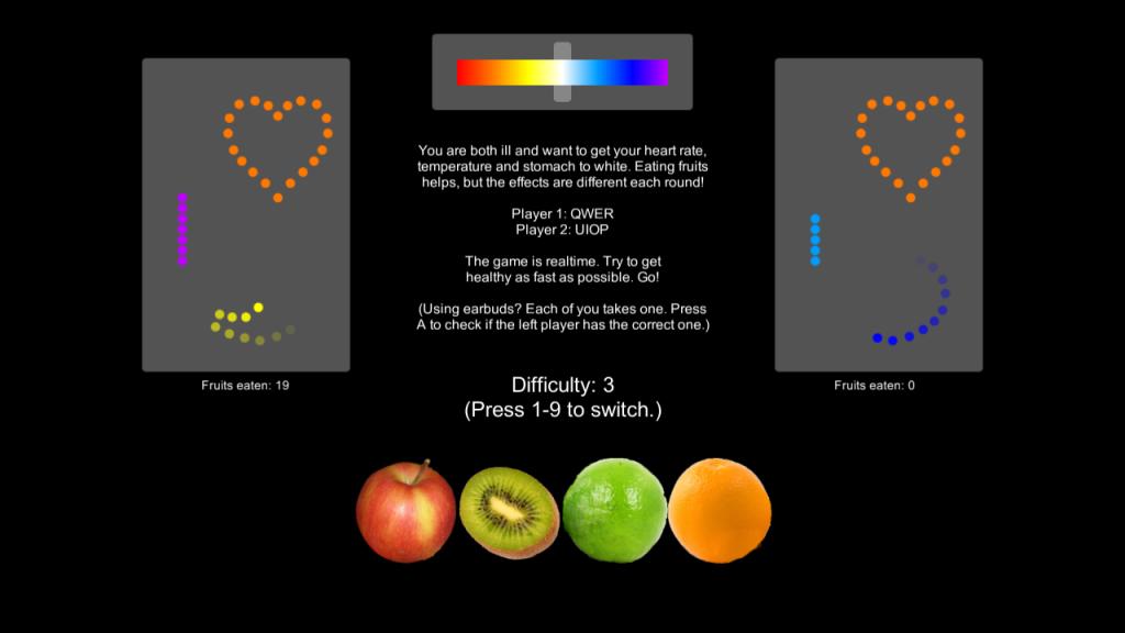 The latest digital prototype for playtesting